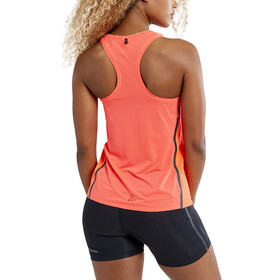 Craft Vent Mesh Singlet Women shock